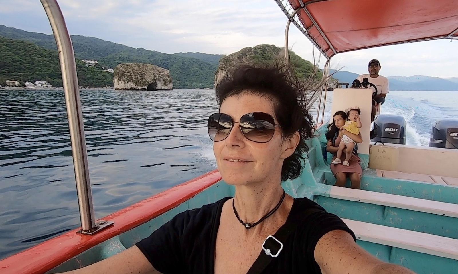 Yelapa en bateau