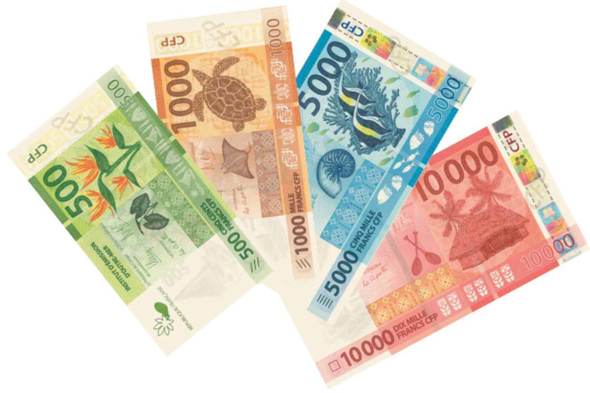Francs Pacifique