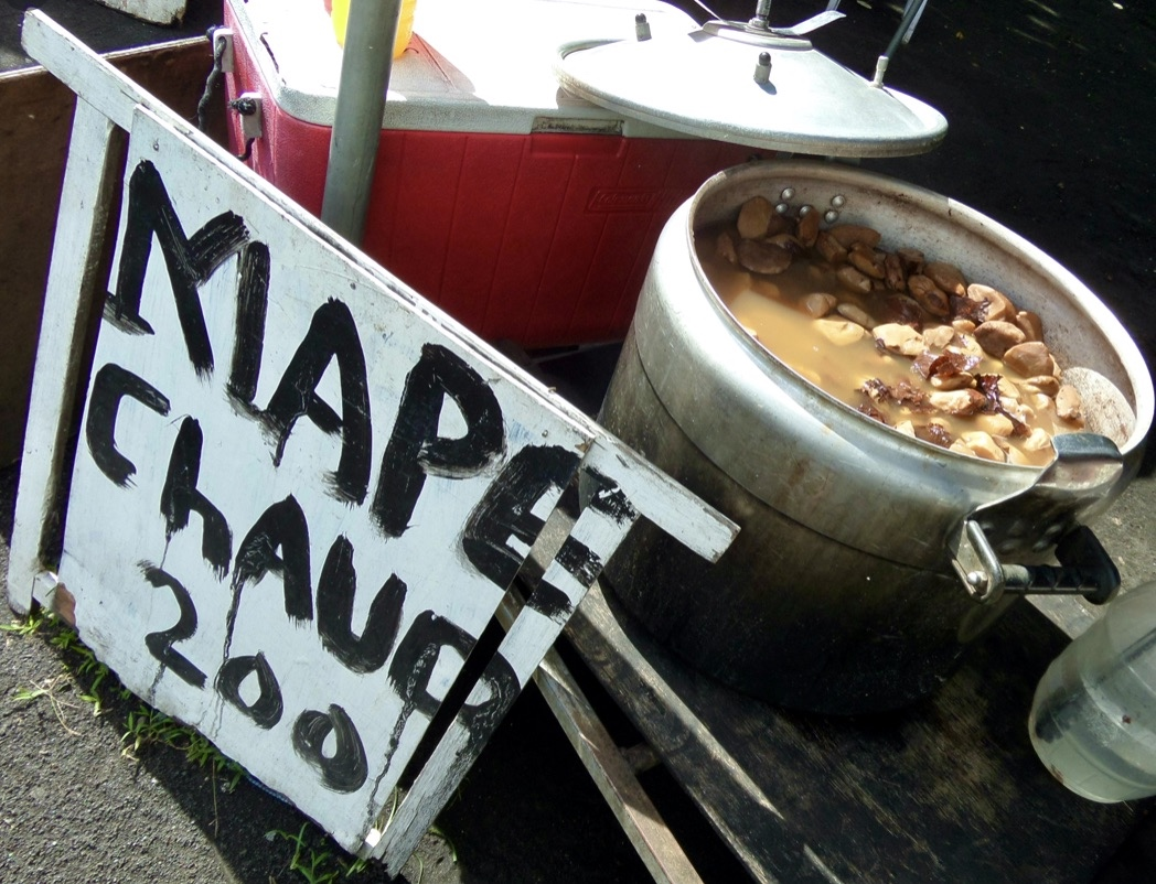 Mape chaud