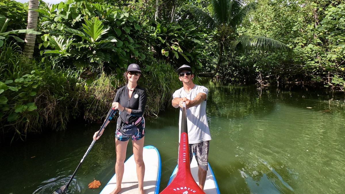 Paddle Faaroa