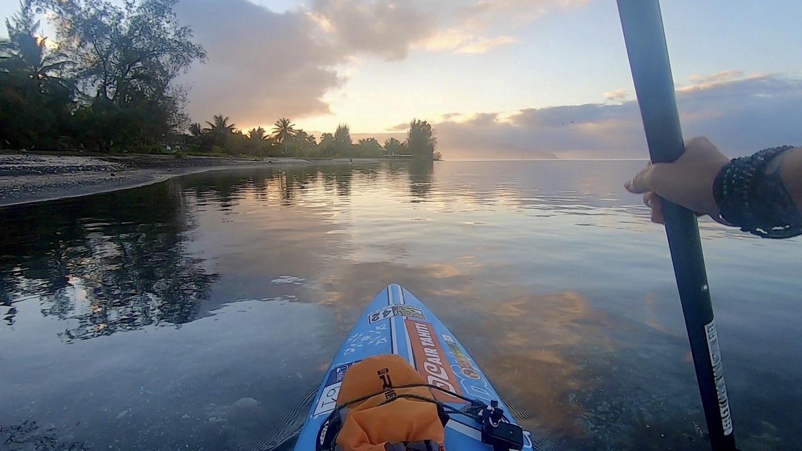 SUP Tahiti