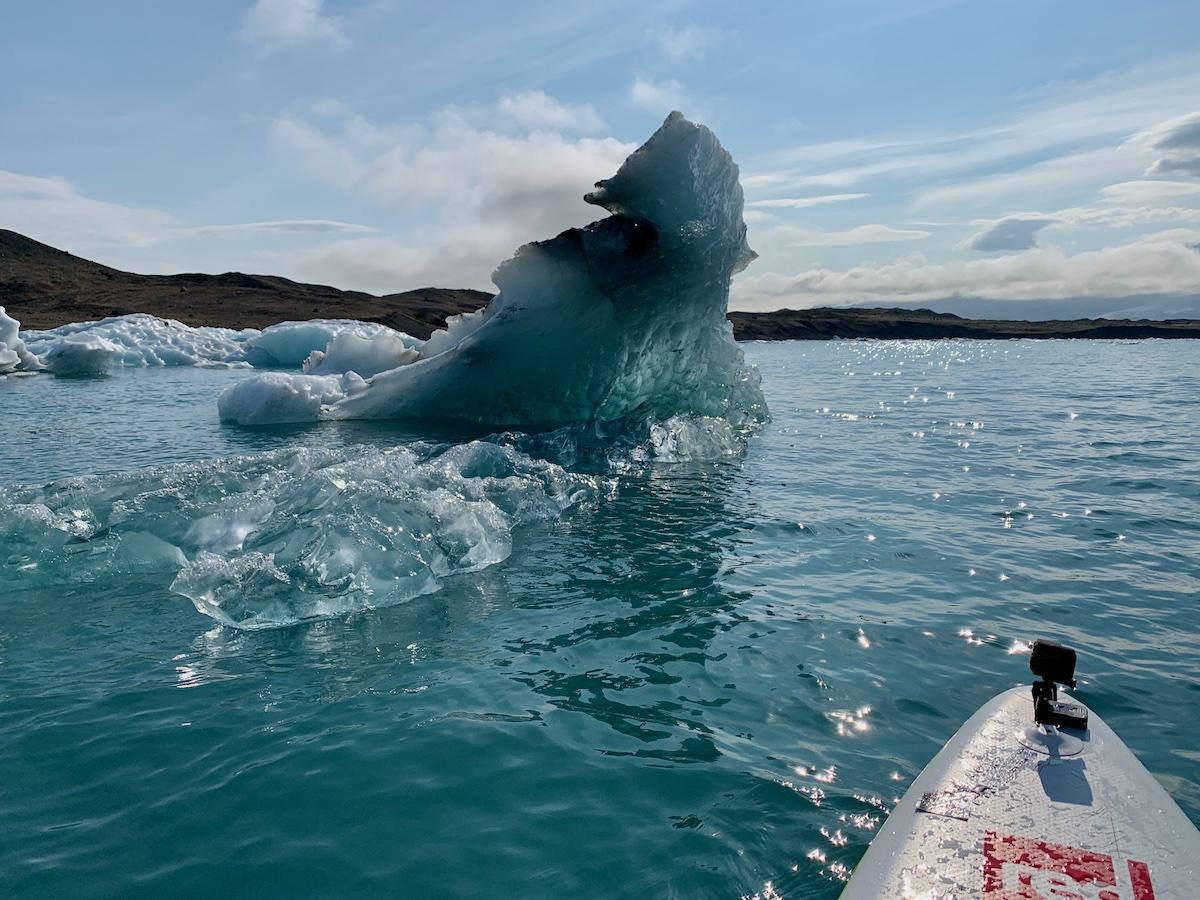 SUP Iceland
